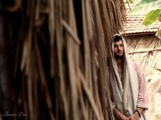 Self-portrait, Agonda, India