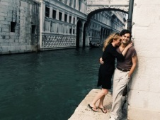 Bridge of Sighs... apparently not for me!