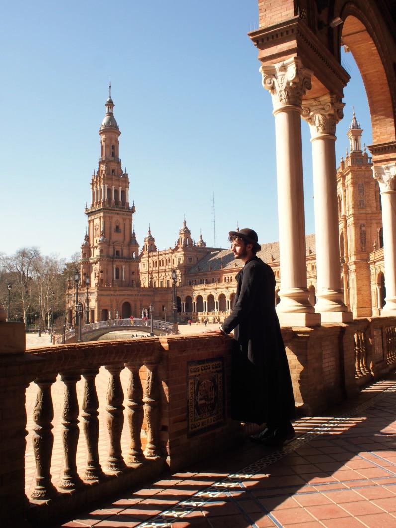 Sevilla, Spain.