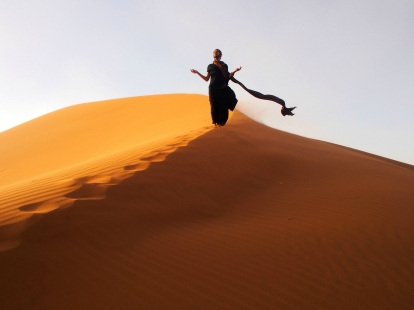 The Great and Beautiful Sahara