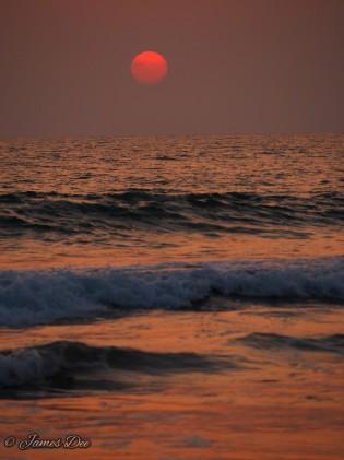 Red Sun, Agonda