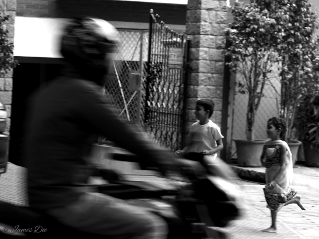 Bangalore Children, India