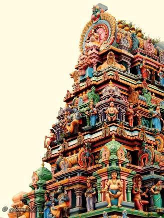 Hindu Temple, Karnataka