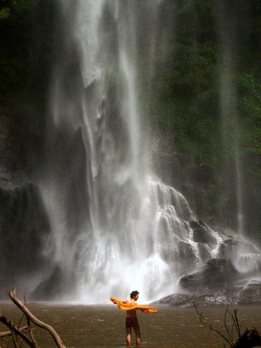 Wli Falls, Ghana