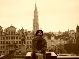 'le grand meaulnes'... Brussels, Belgium