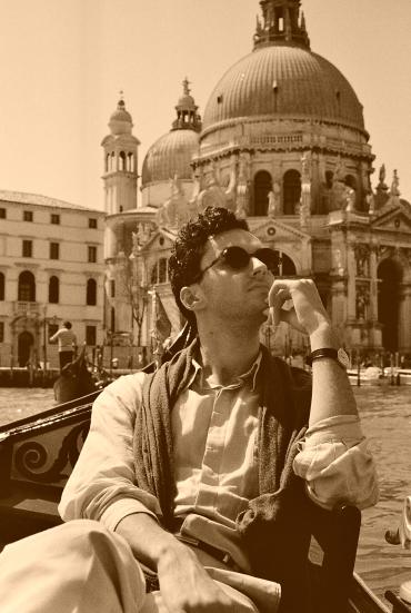 Venice, Italy...