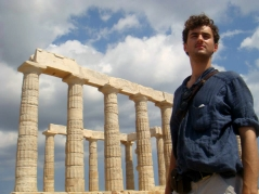 Poseidon's Temple in Greece