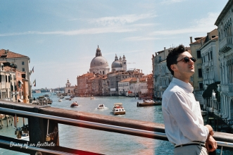 Venice. My greatest Italian love affair.