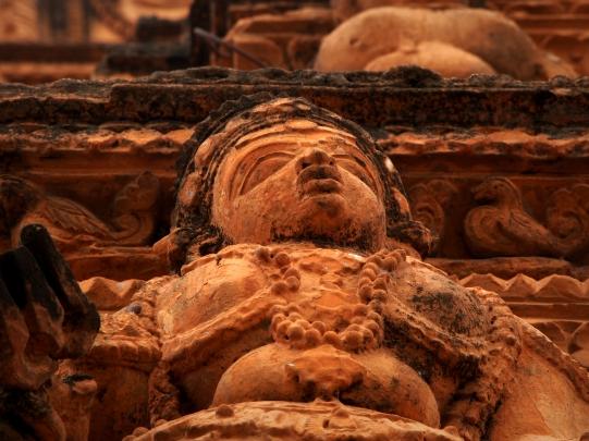 Ancient temple, Mysore.