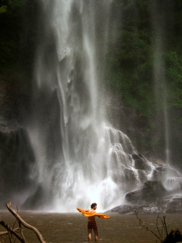 Wli Waterfalls, Ghana