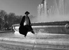 Plaza de Espana Seville - a great moment of liberty for me.