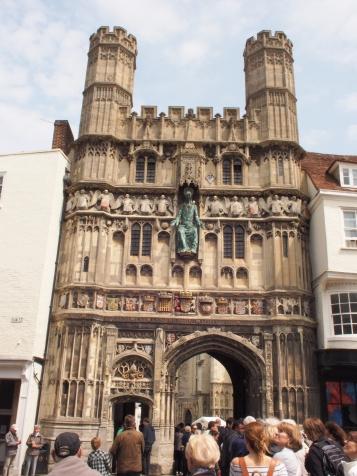 Canterbury Pilgrim's Gateway