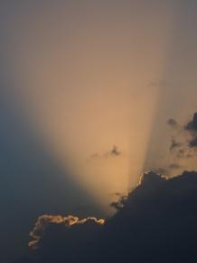 The Light, Indian Sky.