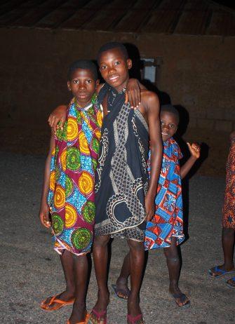 Bagbor dances, 2016.