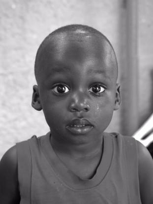 Young Boy, Senegal