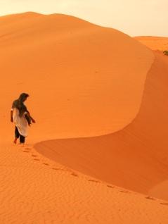 walk with me... Senegal