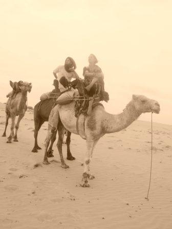 Lompoul Desert, Senegal.