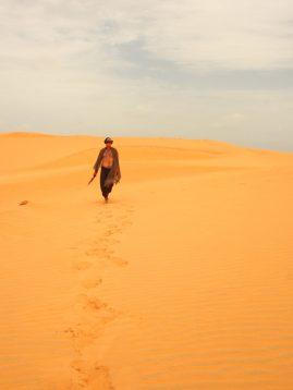 Desert Prince, Lompoul, Senegal.