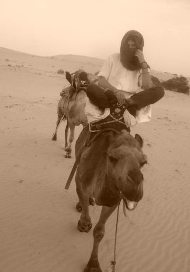 Lompoul Desert, Northern Senegal