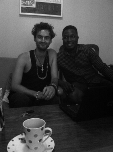 With 'Prophet George' The Gambia