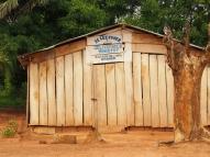 a humble church in Kpando