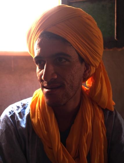 My Tuareg brother, Noureddine