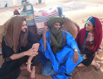 Sahara Moon Excursions, Morocco