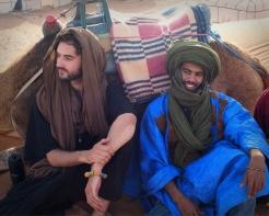 Erg Chigaga, Moroccan Sahara