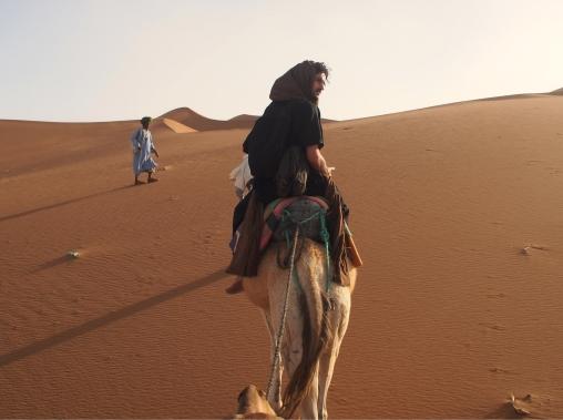 Erg Chigaga, Sahara, Morocco