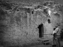 Ancient Jewish Burial Tomb from the time of Jesus
