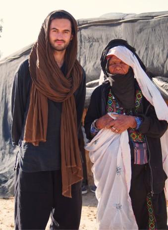 Bedouin Hospitality, Israel.