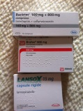 plenty of meds.