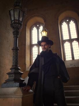Oxford University, England