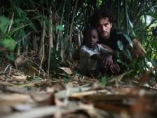 Ghana, with my boy.
