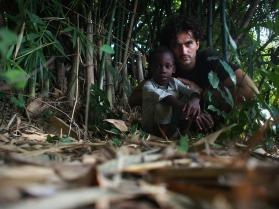 Ghana, with my boy <3