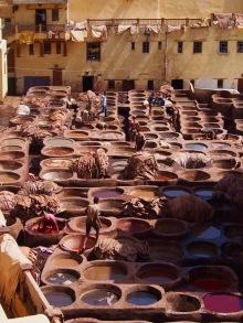 Fez, Morocco, 2018.